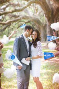 Un giorno un sogno_wedding planner Torino_lancio del riso matrimonio_bandierine