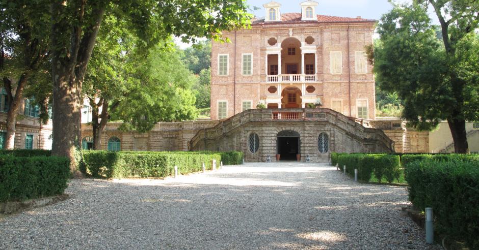 Sontuosa villa seicentesca
