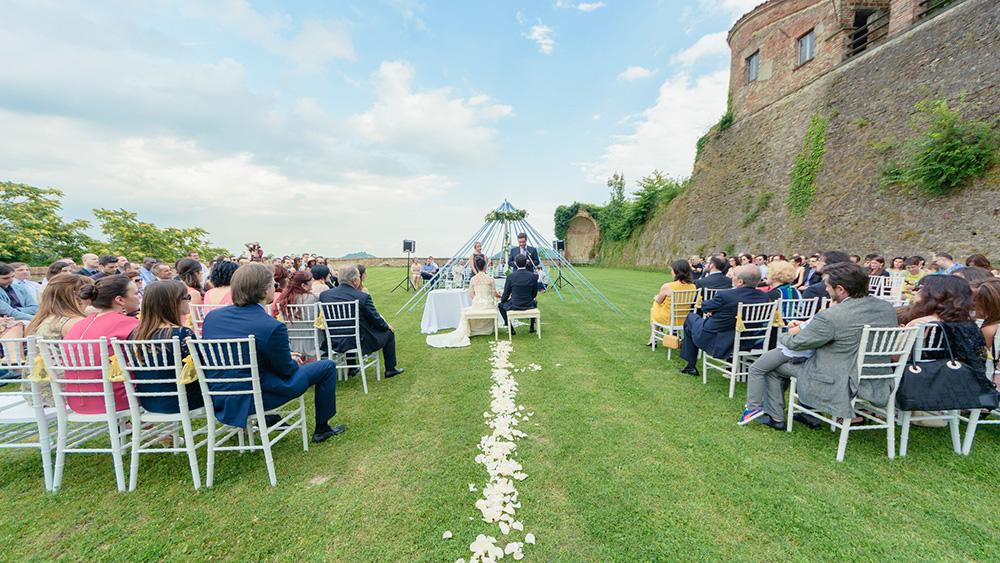 Estremamente Matrimonio all'Americana | Un giorno Un sogno wedding VQ81
