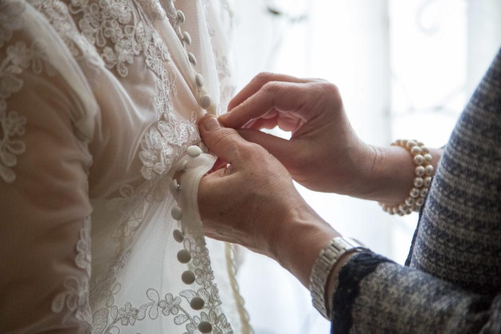 Abito da sposa: 3 possibili disastri e come affrontarli
