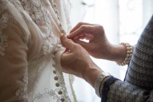 Abito da sposa: affrontare gli imprevisti