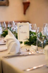 Come scegliere il tema del matrimonio - i segnatavoli