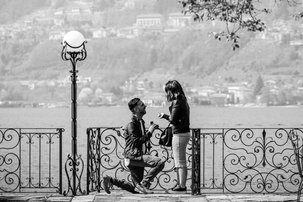 Proposta di matrimonio Torino