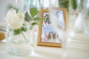 Scegliere il tema del matrimonio e adattarlo all'allestimento