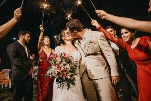 matrimonio di sera _ festa