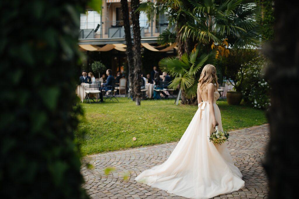sposa abito