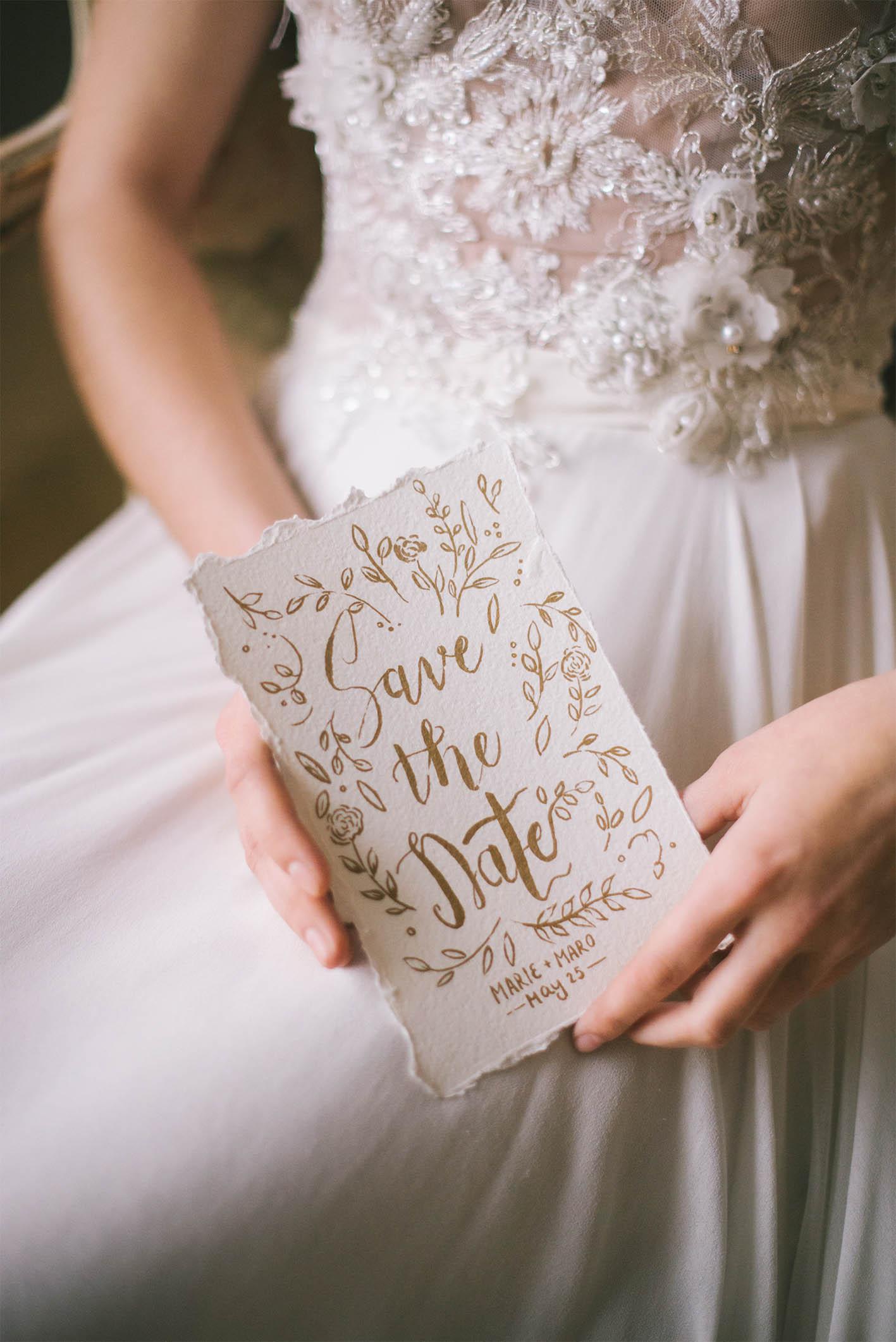 la partecipazione di nozze copia