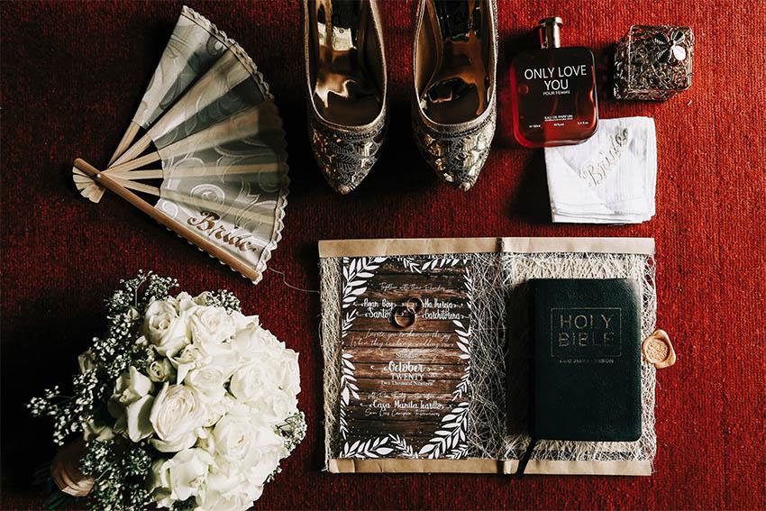 stile della partecipazione di matrimonio