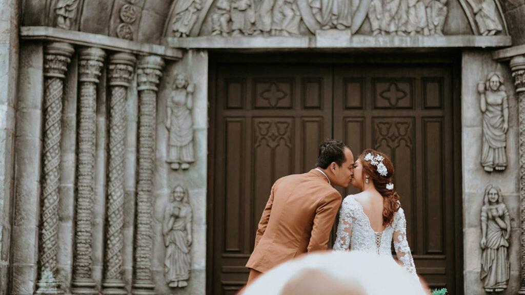location matrimonio, la chiesa
