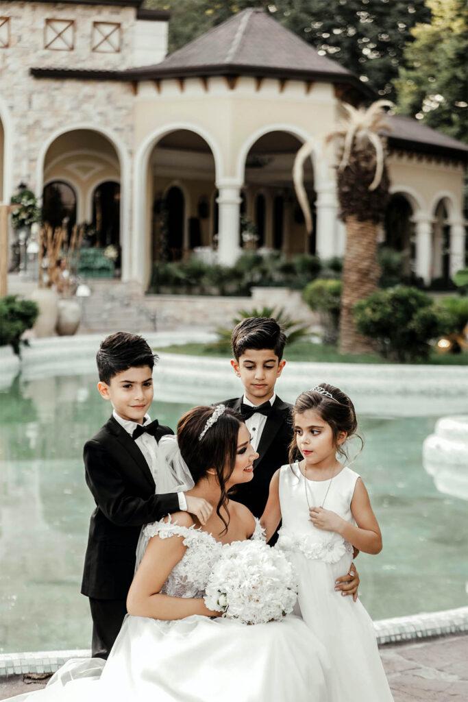 matrimonio e bambini