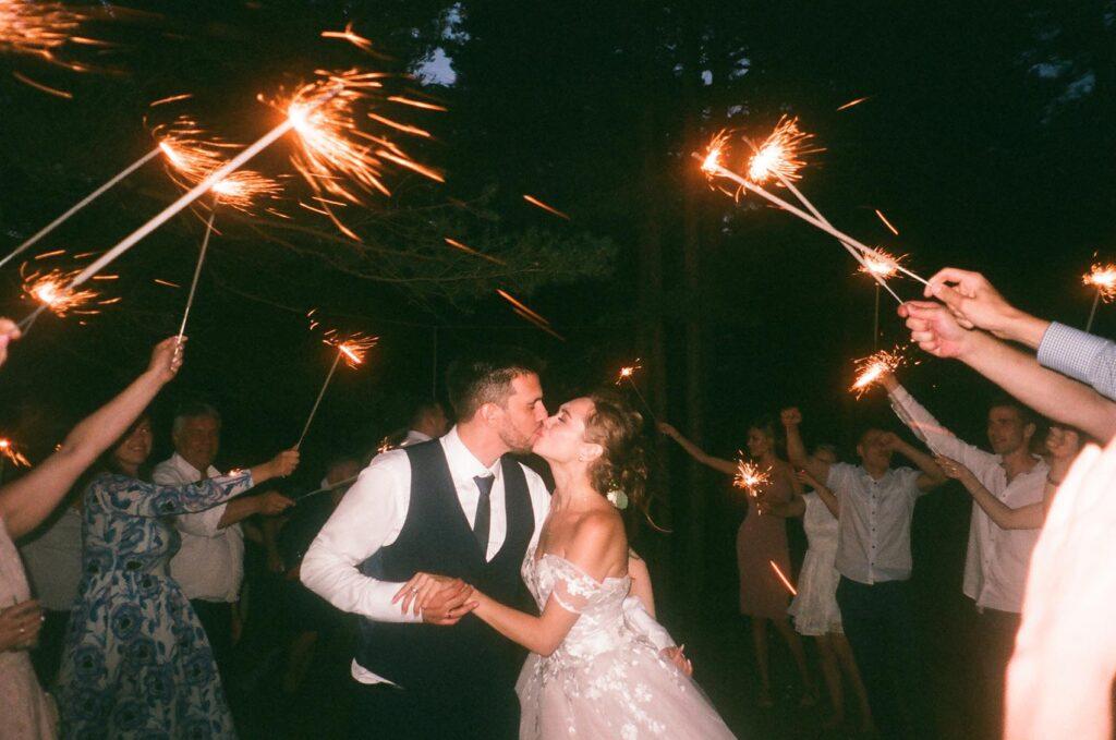 wedding party 2021